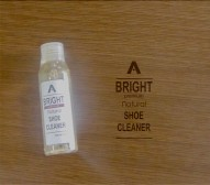 Bright Shoe Cleaner